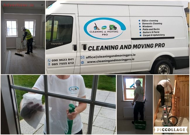 PROFESSIONAL CLEANING SERVICES, Cleaning Services