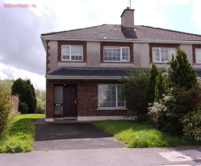 16 GLADESVILLE, CASTLEBAR, CO. MAYO, For Sale