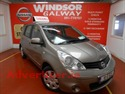 2010 NISSAN NOTE 1.5 DIESEL NISSAN NOTE WINDSOR GALWAY