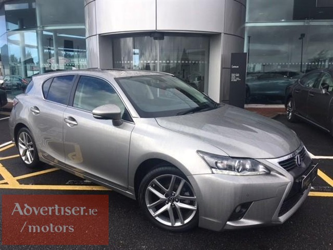 LEXUS CT200H ADVANCE PLUSSUNROOF // REMOTE CENTRAL LOCKING // CD PLAYER // USB CONNECTION // DUAL ZO, Cars For Sale