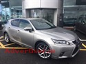 LEXUS CT200H ADVANCE PLUSSUNROOF // REMOTE CENTRAL LOCKING // CD PLAYER // USB CONNECTION // DUAL ZO