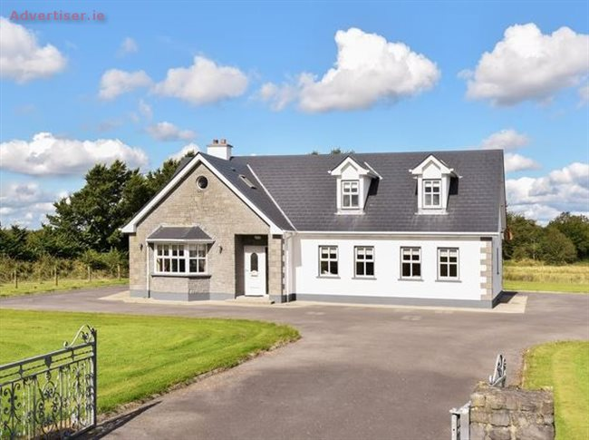 RAHEENS, MOUNTBELLEW, CO. GALWAY, For Sale