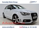 AUDI A1 *JUST IN* 1.6TDI 90BHP *S LINE EXTERIOR* SPORTBACK 4DR (2014) 87,839KM