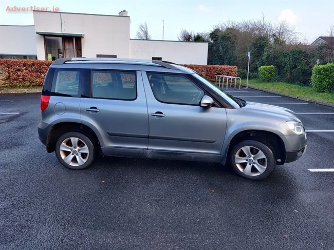 SKODA YETI 2012 FOR SALE, Cars For Sale