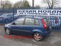 2006 FORD FIESTA STEEL