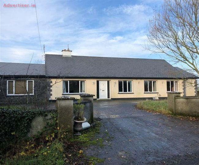 HOLYHILL, GORTYMADDEN, LOUGHREA, CO. GALWAY, For Sale
