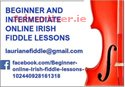 ONLINE FIDDLE LESSONS FOR BEGINNER AND INTERMEDIATE LEVEL