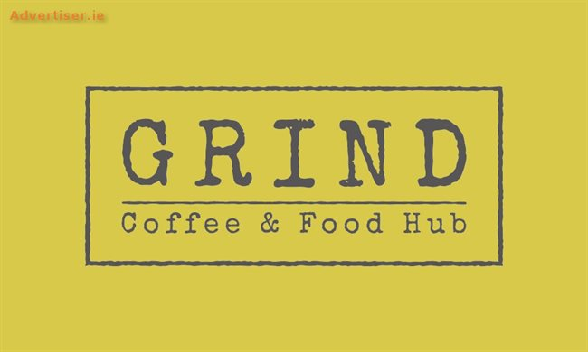 BARISTA/WAITING STAFF & KITCHEN PORTER REQUIRED FOR BUSY CENTRE CAFE, Situations Vacant