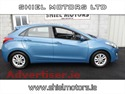 2013 HYUNDAI I30 1.6 CRDI BLUE DRIVE ACTIVE 110PS