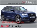 AUDI Q5 2.0TDI 190HP QUATTRO S-TRONIC S LINE WITH BLACK PACK (2016) 12KM