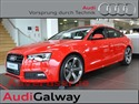 AUDI A5 SPORTBACK 2.0TDI 143HP S-LINE WITH BLACK PACK - AVAILABLE FOR IMMEDIATE DELIVERY (2014) 25KM