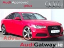 AUDI A6 2.0TDI 177HP S-LINE MULTITRONIC WITH BLACK PACK, FROM €153 PER WEEK* (2014) 11,354KM