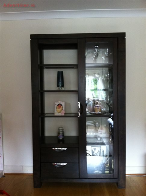 SOLID WALNUT UNIT, Furniture