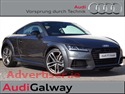 AUDI TT 2.0TFSI 230HP QUATTRO S-TRONIC S LINE WITH BLACK PACK (2016) 4,882KM
