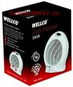 FAN HEATERS 2 KW UPRIGHT LOWER STERLING PRICES 12.00 FULLY GUARANTEED ALL NEW STOCK