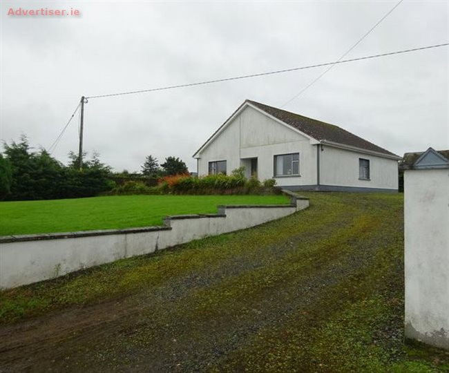 POLLANALTY EAST (TWO PROPERTIES ON C.2 ACRES), CLOONFAD, CO. ROSCOMMON, F35 P108, For Sale