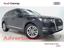 AUDI Q7 3.0TDI 218BHP QUATTRO SE TIPTRONIC BUSINESS EDITION (2016) 115,553KM