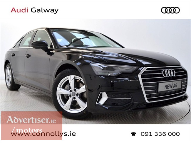 AUDI A6 *ALL NEW A6* 2.0TDI 204BHP 40 SE AUTO *BEIGE LEATHER* (2019) 20KM, Cars For Sale
