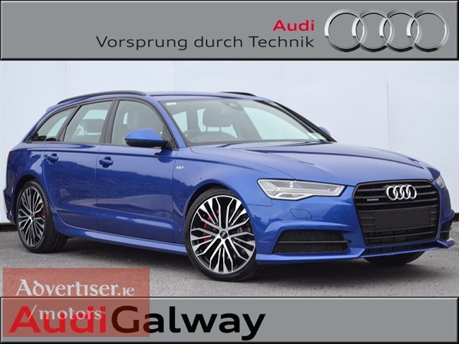 audi a6 avant 3 0tdi 326hp bi turbo competition 2015 12km cars for sale cars for sale new. Black Bedroom Furniture Sets. Home Design Ideas