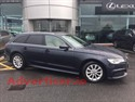 2016 (162) AUDI A6 2.0TDI SE 150 AUTO ESTATE // REMOTE CENTRAL LOCKING // AUX CONNECTION // CLIMATE