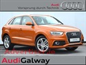 AUDI Q3 2.0TDI 140HP S-LINE WITH FUTURE NOW PACKAGE - AVAILABLE FOR IMMEDIATE DELIVERY (2014) 176KM