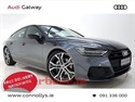 2020 AUDI A7 3.0TDI 286BHP S LINE QUATTRO TIPTRONIC BLACK PACK - 2020 IMMEDIATE DELIVERY