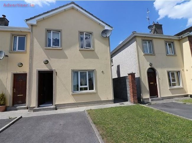 48 CLUAIN RI, MONIVEA ROAD, ATHENRY, CO. GALWAY, H65 P761, For Sale