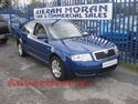 2004 SKODA SUPERB TURBO