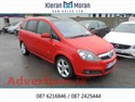 2008 VAUXHALL ZAFIRA 1.9 CDTI SRI 6SPD 7 SEATER 5DR 150PS