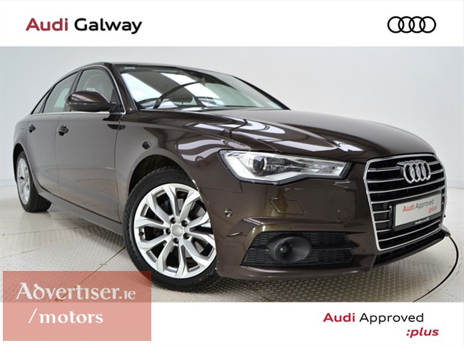 AUDI A6 2.0TDI 190BHP SE AUTO BUSINESS EDITION (2017) 91,666KM, Cars For Sale