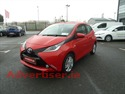 TOYOTA AYGO 5DR X-PLAY WITH REAR CAMERA + TOYOTA SAFETY SENSE + BLUETOOTH + ALLOYS (SAVE EUR 3,500)