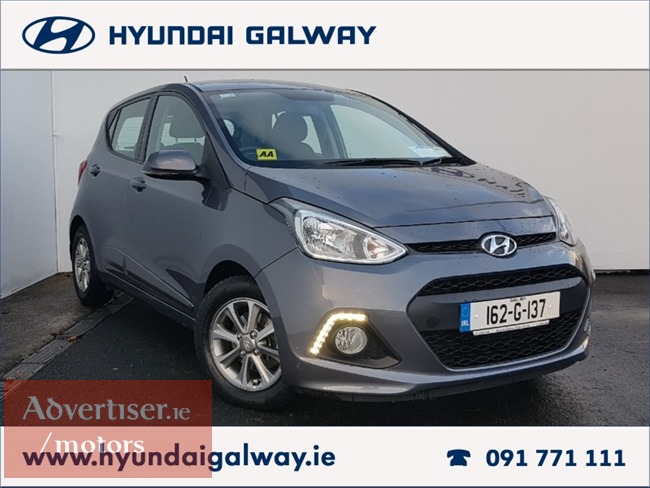 HYUNDAI I10 MANUAL DELUXE 4DR (2016) 47,000KM, Cars For Sale
