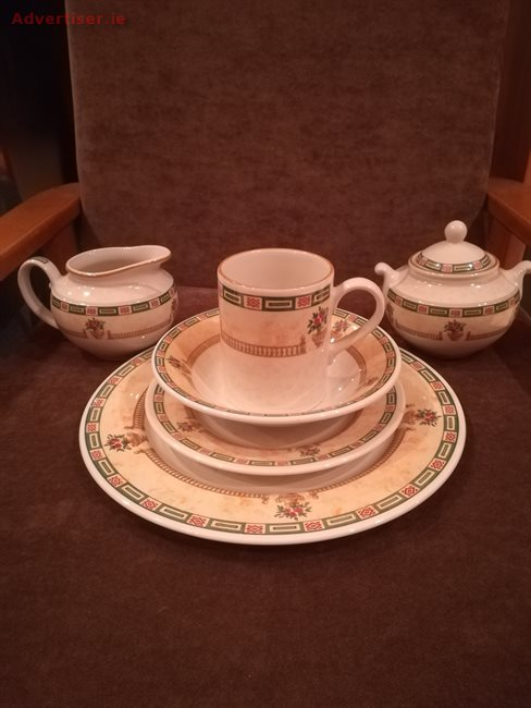 STAFFORDSHIRE TABLEWARE BALUSTRADE FOR SALE, Kitchens