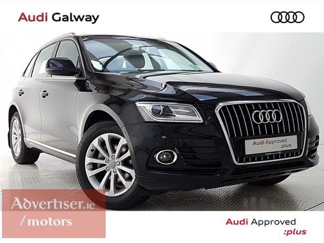 AUDI Q5 2.0TDI 150BHP SE (2015) 124,155KM, Cars For Sale