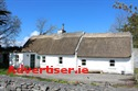THE OLD THATCH COTTAGE, CAHERMORE, KINVARA, CO. GALWAY