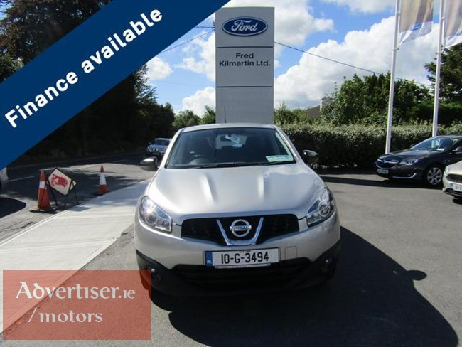NISSAN QASHQAI 1.5 DCI XE (2010) 60,896M, Cars For Sale