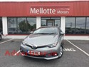 2016 TOYOTA AURIS 1.2 TURBO ICON CVT TSS