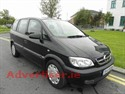 OPEL ZAFIRA BASE Z16XE MT5 CR (2005) 111,570KM
