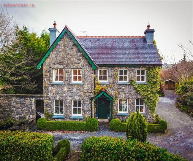 WOODHILL HOUSE, CONG, CO. MAYO, For Sale