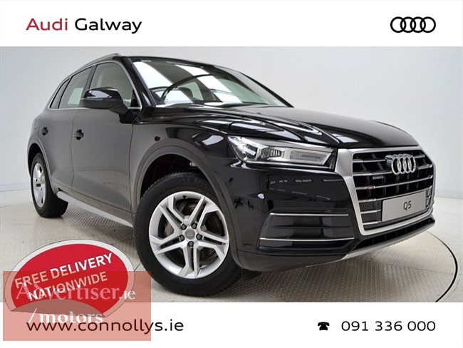 AUDI Q5 2.0TDI 190BHP SE QUATTRO AUTO (2019) 1,027KM, Cars For Sale
