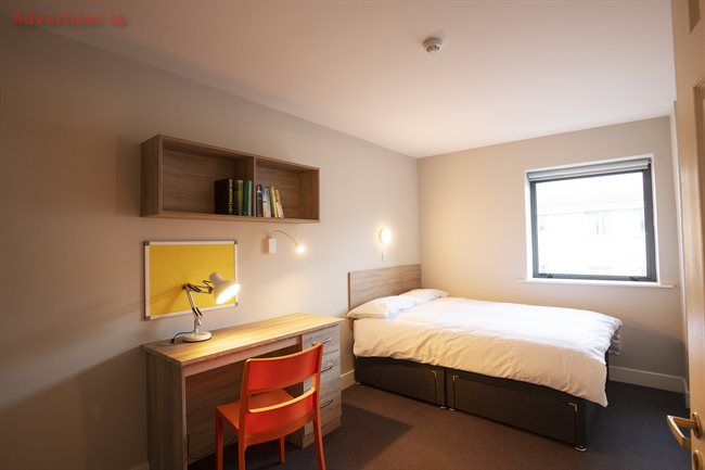 EDWARD SQUARE APARTMENTS - MODERN STUDENT ACCOMMODATION IN GALWAY CITY CENTRE, To Let