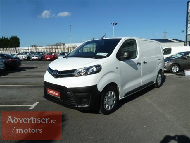 TOYOTA PROACE 1.6 DIESEL GL (14,595 + VAT) - TOYOTA WARRANTY UNTIL APRIL 2020/100,000KM // HEATED MI, Cars For Sale
