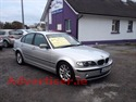 BMW 3 SERIES 2004 320D M/SPORT , BLACK LEATHER, NEW NCT (2004) 177,000M
