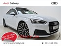AUDI A5 2.0TDI 150BHP S LINE AUTO COUPE *BLACK PACK - FUTURE NOW PACK* (2019) 10KM