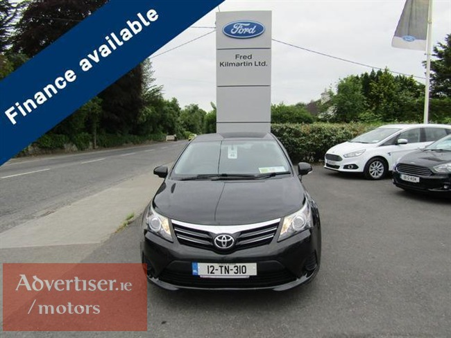 TOYOTA AVENSIS 2.0 D-4D TERRA 125BHP (2012) 126,763M, Cars For Sale