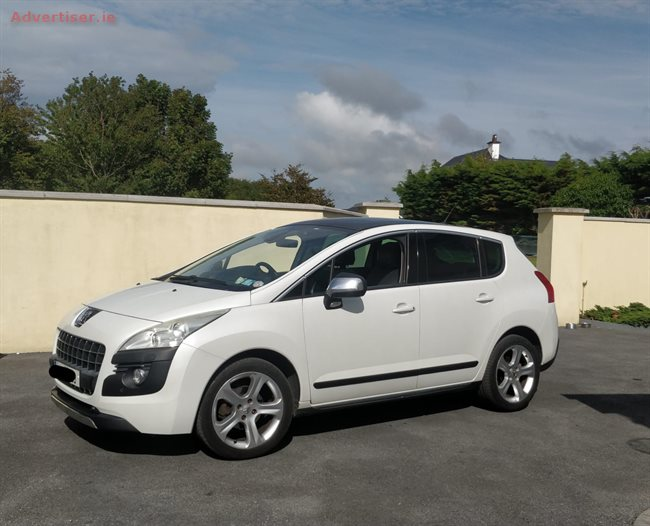 FOR SALE PEUGEOT 3008, Cars For Sale