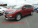HONDA CR-V 1.6 DIESEL - ES MODEL - REAR CAMERA/F&R PARKING SENSORS/CRUISE/DUAL CLIMATE - EUR 200