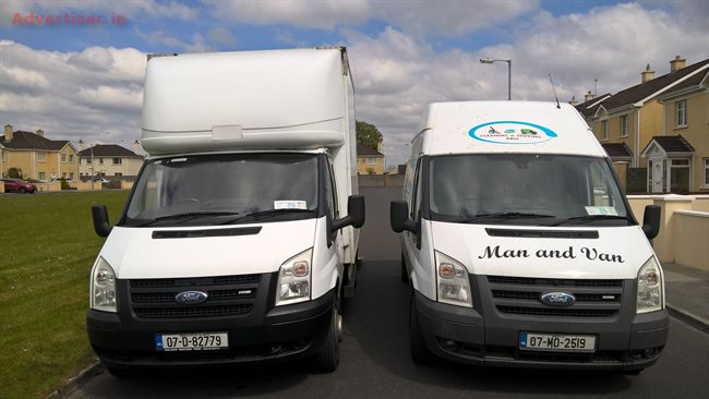 MAN & VAN SERVICES / HOUSE REMOVAL, Delivery/Removal Services