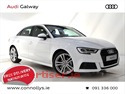 AUDI A3 1.6TDI 116BHP S LINE SALOON **PANORAMIC SUNROOF** (2018) 15KM