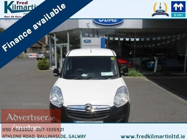 OPEL COMBO L1 H1 2000 BASE 1.3CDTI 2DR (2015) 105,205M, Cars For Sale